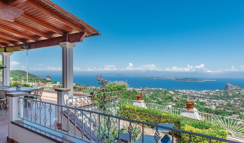 Villa avec jardin et terrasse Barano d'Ischia