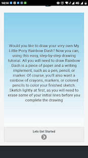 Learn To Draw Raindow Dash - náhled