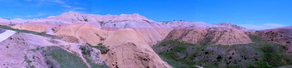 Photo: 07/06/2013 - Badlands - South Dakota
