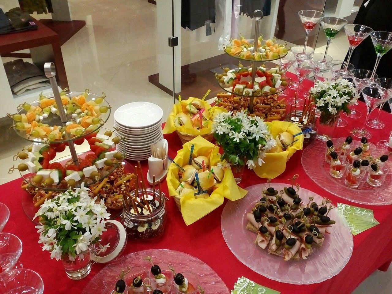 Zefir Catering в Перми