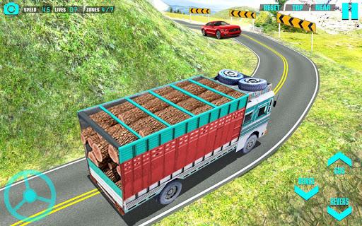 Indian Mountain Heavy Cargo Truck 1.0.1 screenshots 11