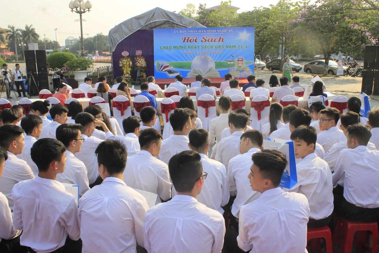 Ngày sách Việt Nam ngày càng có sức lan tỏa