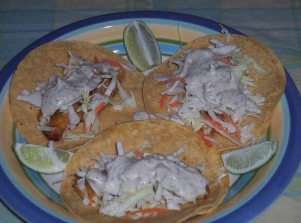 Fish Taco Sauce Recipe