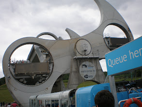 Photo: Falkirk Wheel