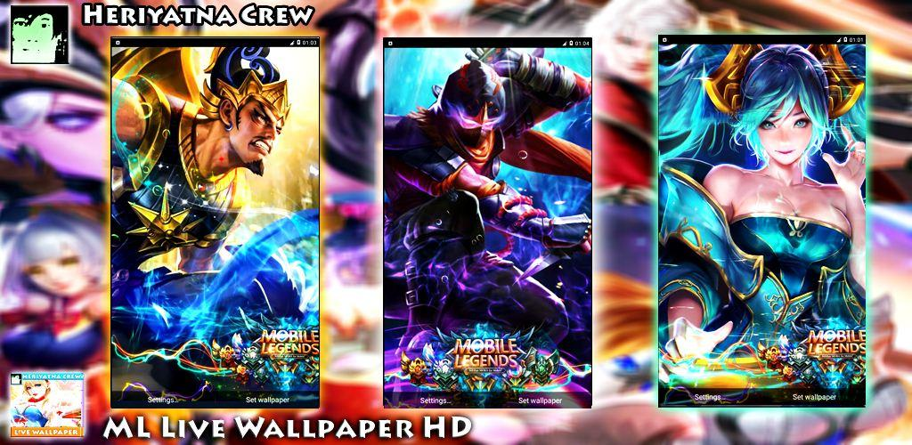 Download Ml Live Wallpaper Hd Apk Latest Version 505 For