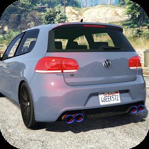 Golf Volkswagen Drift Simulator Online PC (Windows / MAC)