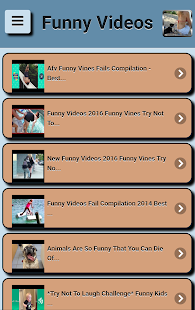 Free funny videos- screenshot thumbnail