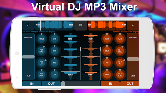 DJ Mix Remix Music : Bass Booster and Equalizer- screenshot thumbnail