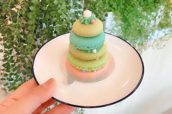Cat i Cake:漂亮又時尚的用餐空間,提供英式早午餐和手作甜點飲料