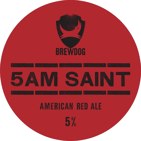 Logo of Brewdog 5am Saint