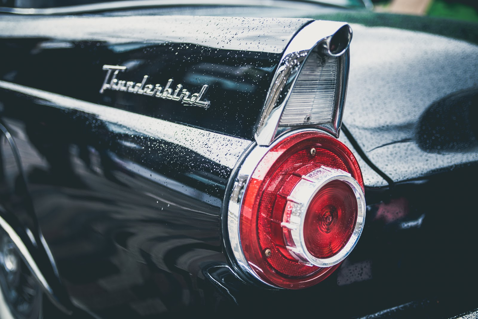 Thunderbird car washing