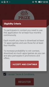 Jeeto Prize screenshot 2