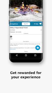 Uriji – The reward-based social platform - náhled