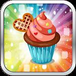Crazy Cake Match Icon