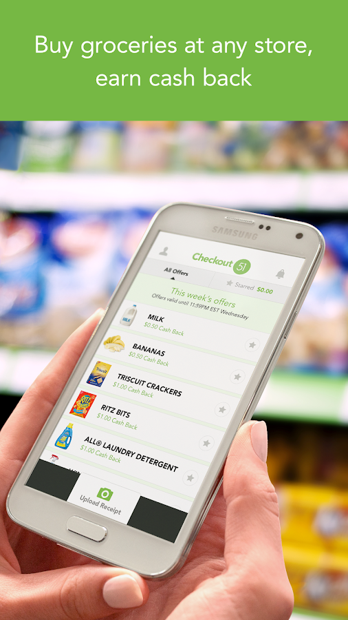Checkout 51 - Grocery Coupons- screenshot