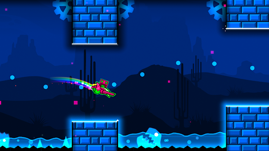 Geometry Dash SubZero | App Report on Mobile Action