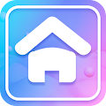 Glitter Launcher——Live wallpaper & Control center APK