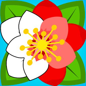 çiçek Resmi Boyama Oyunlar üst Ev Boyama Sayfası