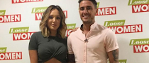 Charlotte Crosby and Stephen ...