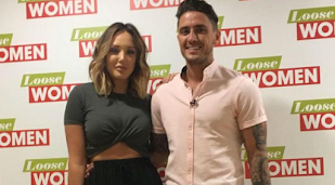 Charlotte Crosby and Stephen Bear are not over