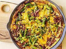 Asparagus, Bacon And Cheese Strata Recipe