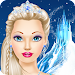 Ice Queen Makeover - Girls Makeup & Dress Up Game icon