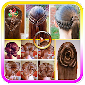 Girls Hair Styles Videos 2017