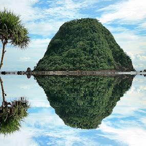 red island banyuwangi by Wahid Hasyim - Landscapes Beaches ( beach, landscape )