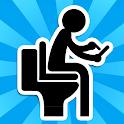 Toilet Time: Boredom killer Fun Mini Games to Play icon