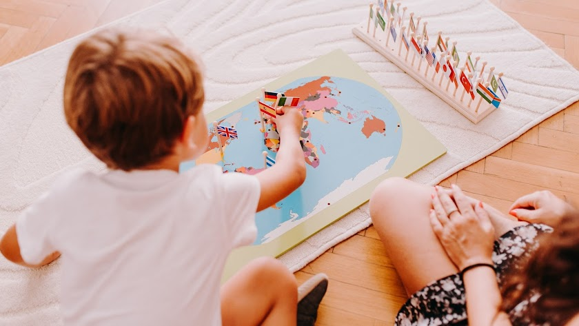 Imagen de Ambiente para Crecer. Espacio Montessori en Almería