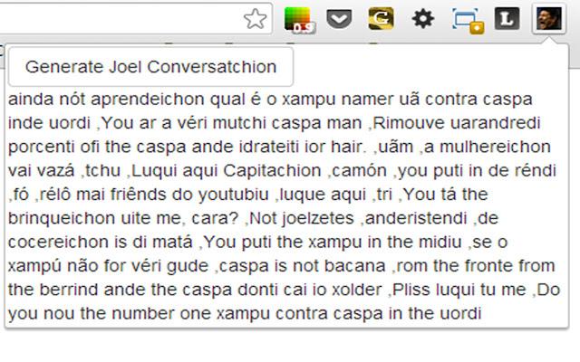 Joel Ipsum