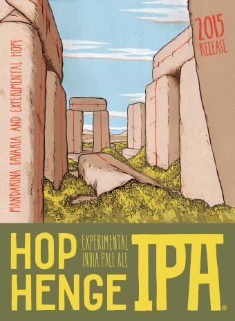 Logo of Deschutes Hop Henge Experimental IPA