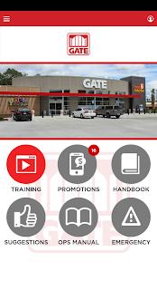 GATE Team - náhled