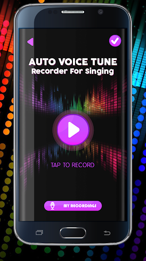 Auto Voice Tune Recorder For Singing Apk 1