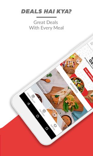 BOX8 - Order Food Online | Food Delivery App  screenshots 5