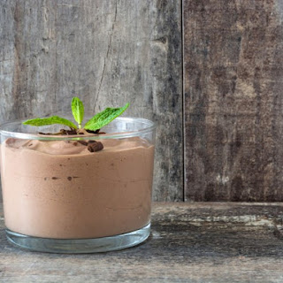 Fat Free Chocolate Mousse