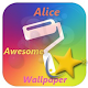Alice Awesome Wallpapers Download on Windows