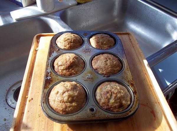 Gluten Free Banana Carrot Nut Muffins Recipe