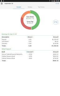 Paylocity Mobile- screenshot thumbnail