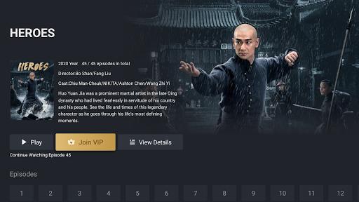 iQIYI Video u2013 Dramas & Movies 4.8.0 screenshots 4