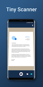 Tiny Scanner – PDF Scanner App Mod Apk Download For Android 1
