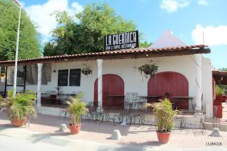 Photo: Restaurante sobre la costa