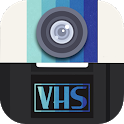 VHS Camcorder Camera - Timestamp Video icon