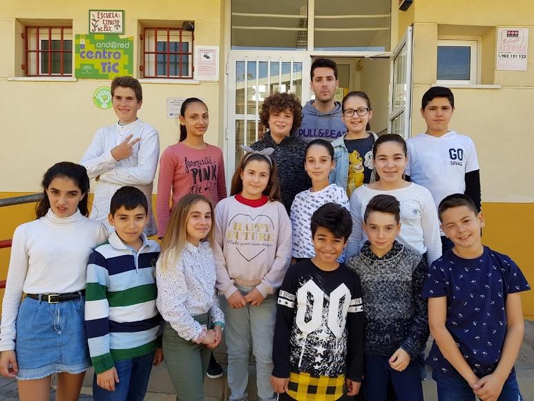 Rioja. Colegio Antonio Devalque, 6º