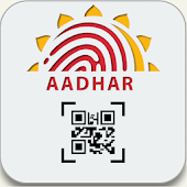 Aadhar and QR Scanner
