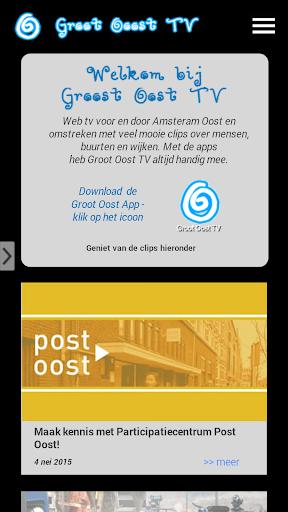 Groot Oost TV