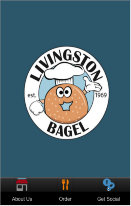 Livingston Bagel- screenshot