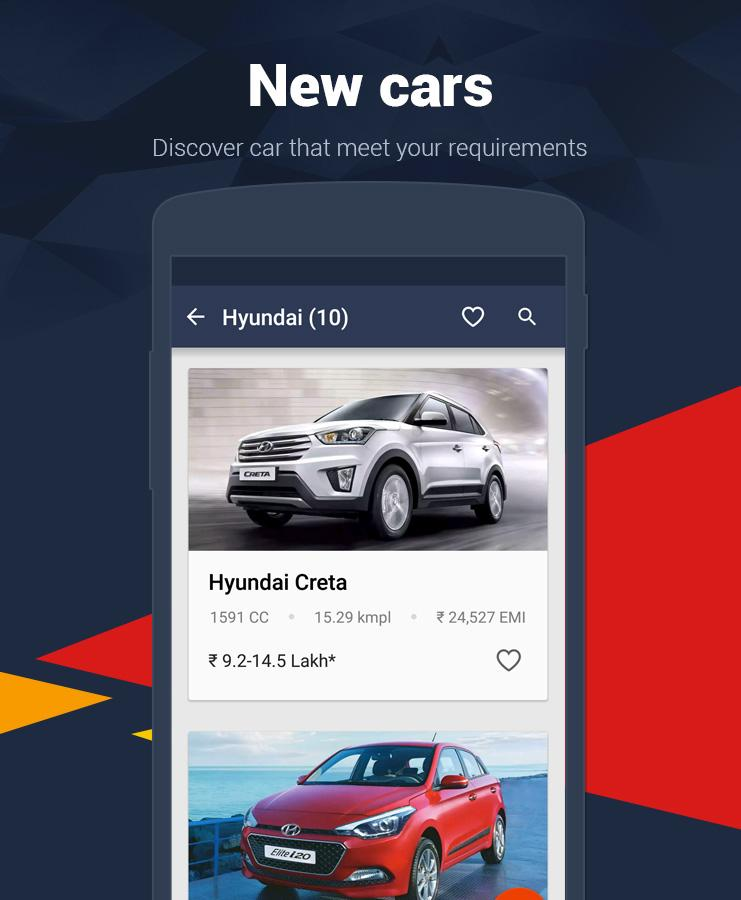 Cars India Buy New Used Car Android Apps On Google Play