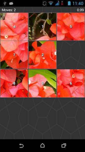 Mauritius Slide Puzzle I