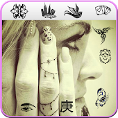 Tattoo Design Photo Editor